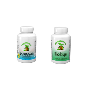 Blood Sugar Pack With DHA-blood sugar, dha fish oils