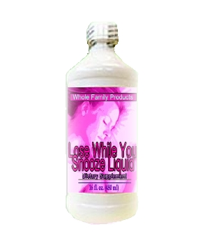LOSE WHILE YOU SNOOZE LIQUID-Lose While You Snooze Liquid