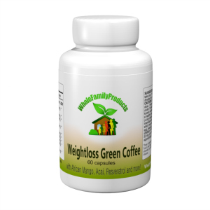 Weightloss Green Coffee-raspberry ketone, african mango, weight loss green coffee, acai xtra